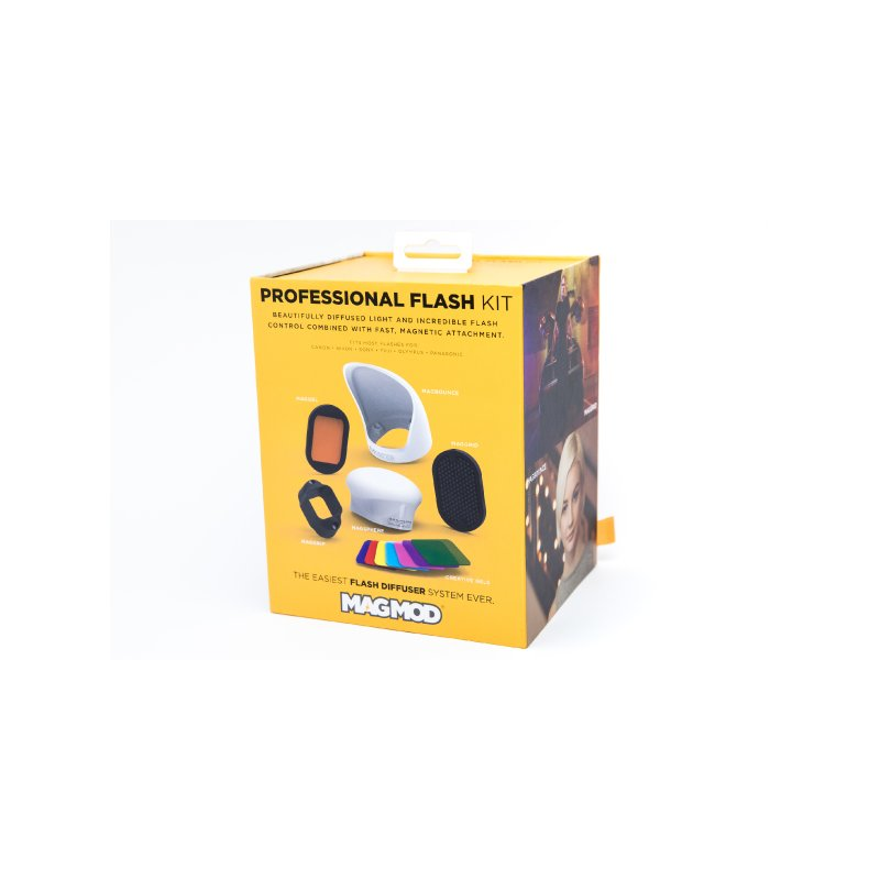 Flash Modifier, MagMod Pro Flash Kit